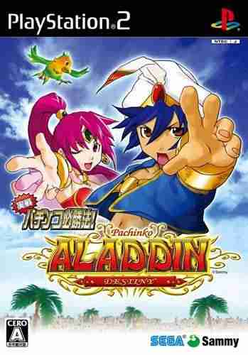 Descargar Jissen Pachinko Hisshouhou CR Aladdin Destiny EX [JAP] por Torrent